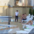 """Витязево отель """"Понтос"""" 4.07.2010"""