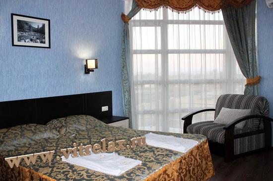 """Витязево отель """"Понтос"""""""